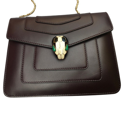"Bulgari ""Serpenti Forever Flap Bag"""