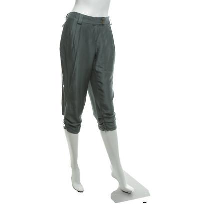 Armani trousers made of silk