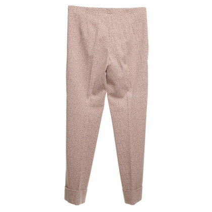 Marc Cain trousers in rosé / dark gray