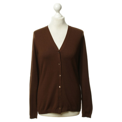 Loro Piana Cardigan in marrone