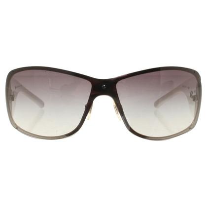 Dolce & Gabbana Monoshade-Sonnenbrille