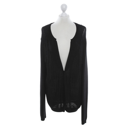 Sandro Cardigan in black