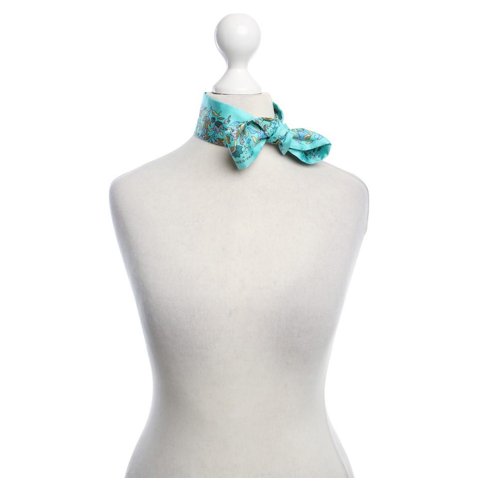 Hermès Twilly of silk