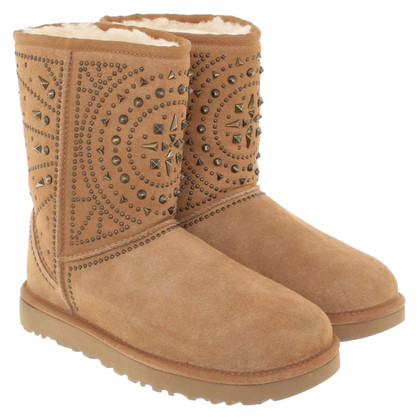 UGG Australia Boots with studs