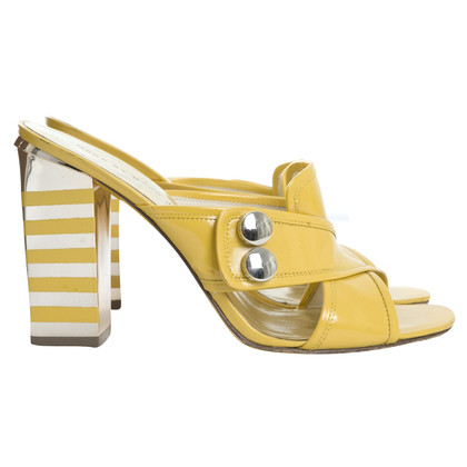 Marc by Marc Jacobs Sandals of patent leather