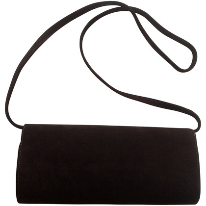 Altre marche clutch marrone