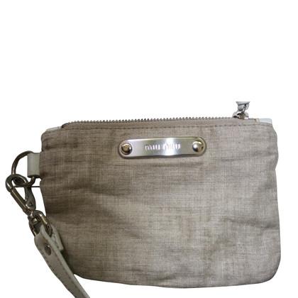 Miu Miu Tasche mit Lochmuster