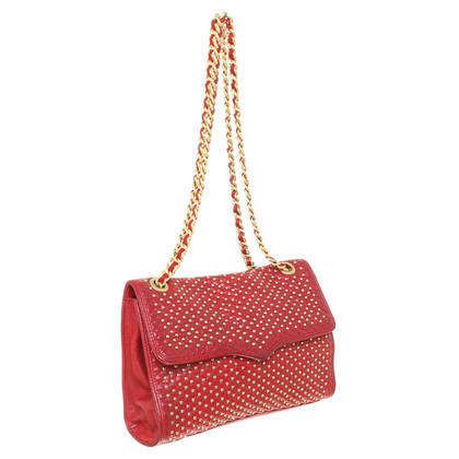 Rebecca Minkoff Shoulder bag in red