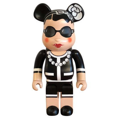 Chanel Bearbrick Chanel 1000%