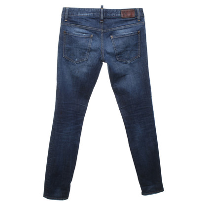 Dsquared2 Boyfriend Jeans Destroyed
