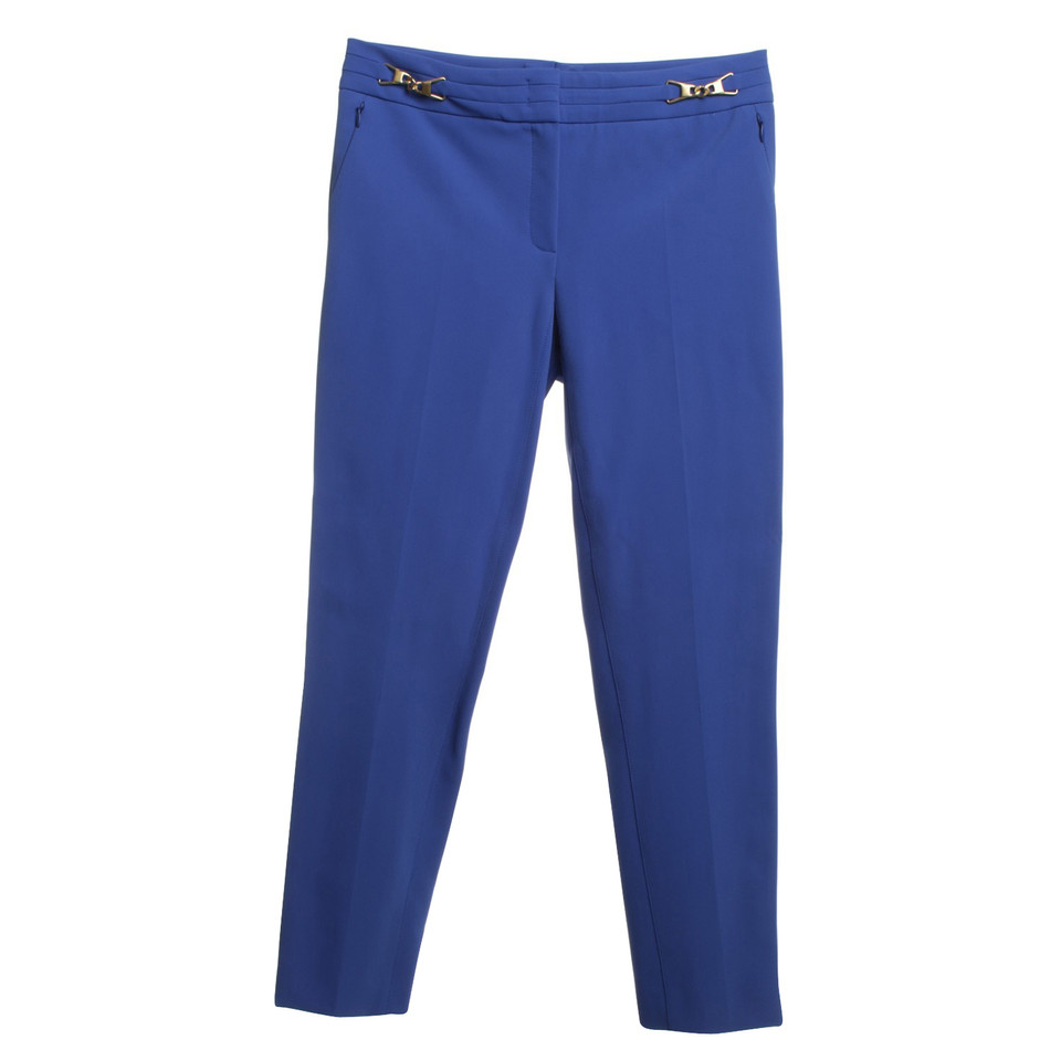 Escada Pantaloni in Blue