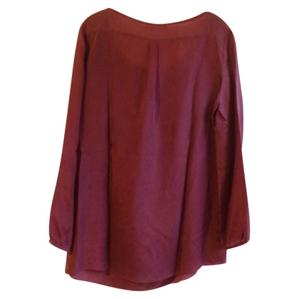 Bloom Blouse in Berry kleuren