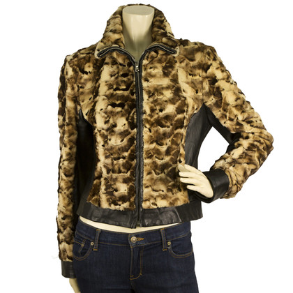 Thes & Thes leather jacket