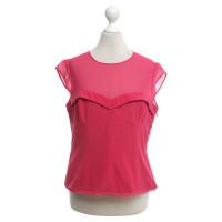 Karen Millen Oberteil in Pink