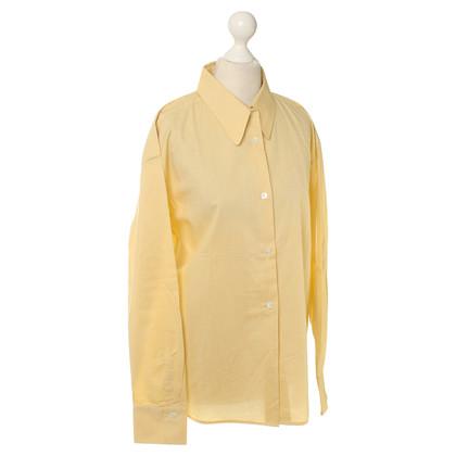 Jil Sander Silk blouse beige
