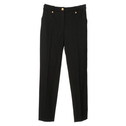 Kenzo Plooi broek in zwart