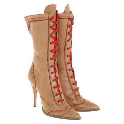 Le Silla  Leather boots