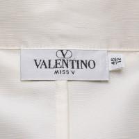 Valentino manteau d'été de la soie sauvage