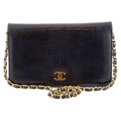 Chanel Lizard leather bag
