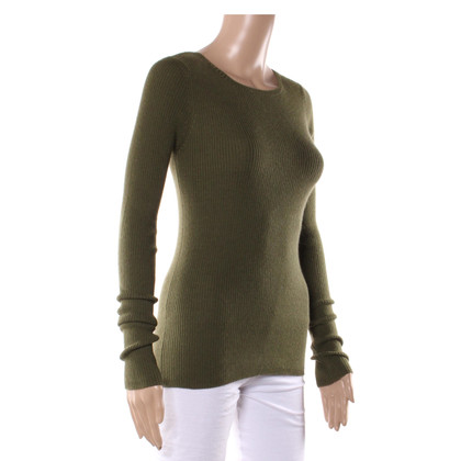 Maje Sweater in groen