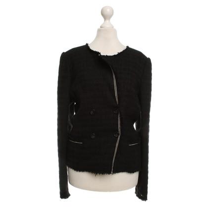 Isabel Marant Etoile Blazers in Blauw / zwart