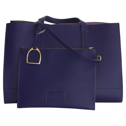 Ralph Lauren Tote Bag in Violett