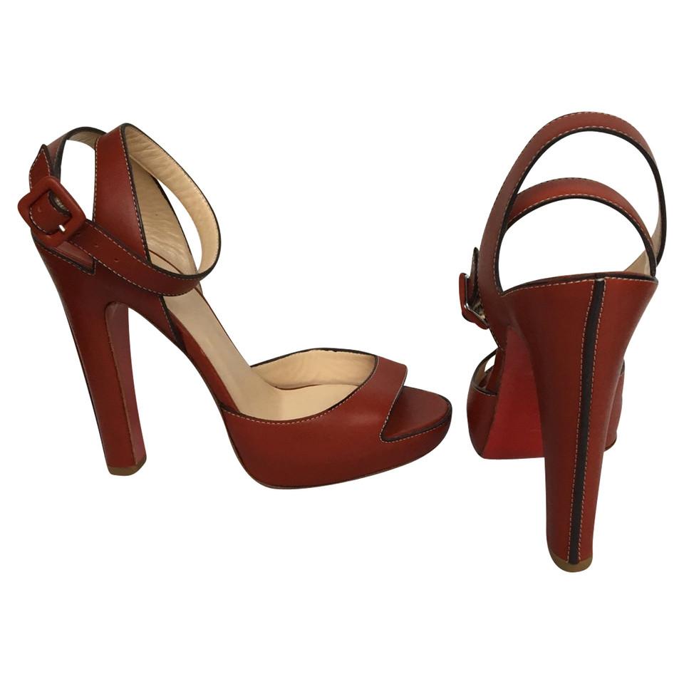 Christian Louboutin Plateau sandals