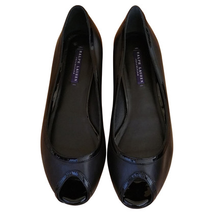 Ralph Lauren Black Label Ballerinas