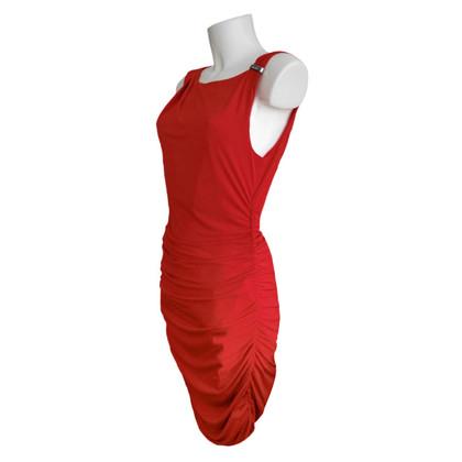 Michael Kors Abendkleid mit Drapierung