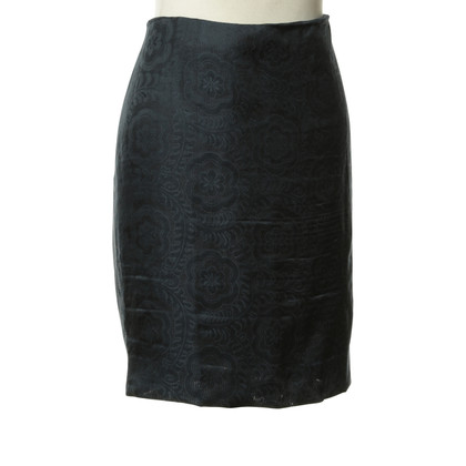 Isabel Marant Blue silk skirt