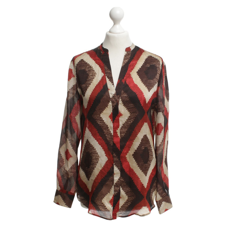 ralph lauren bluse mit ethno muster second hand ralph lauren bluse mit ethno muster gebraucht. Black Bedroom Furniture Sets. Home Design Ideas