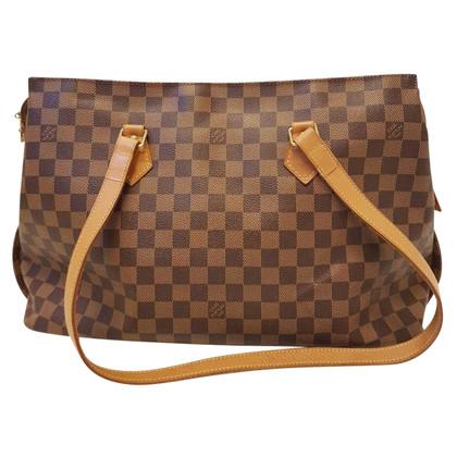 Louis Vuitton Shoulder bag Damier Ebene Canvas