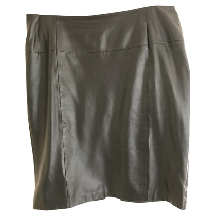 Karl Lagerfeld Leather skirt