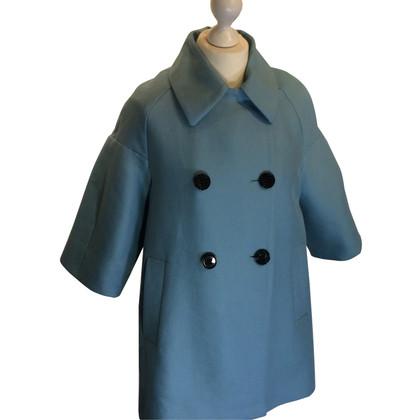Dorothee Schumacher Pea Coat Cotton