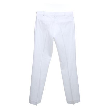 Escada Pantaloni in bianco