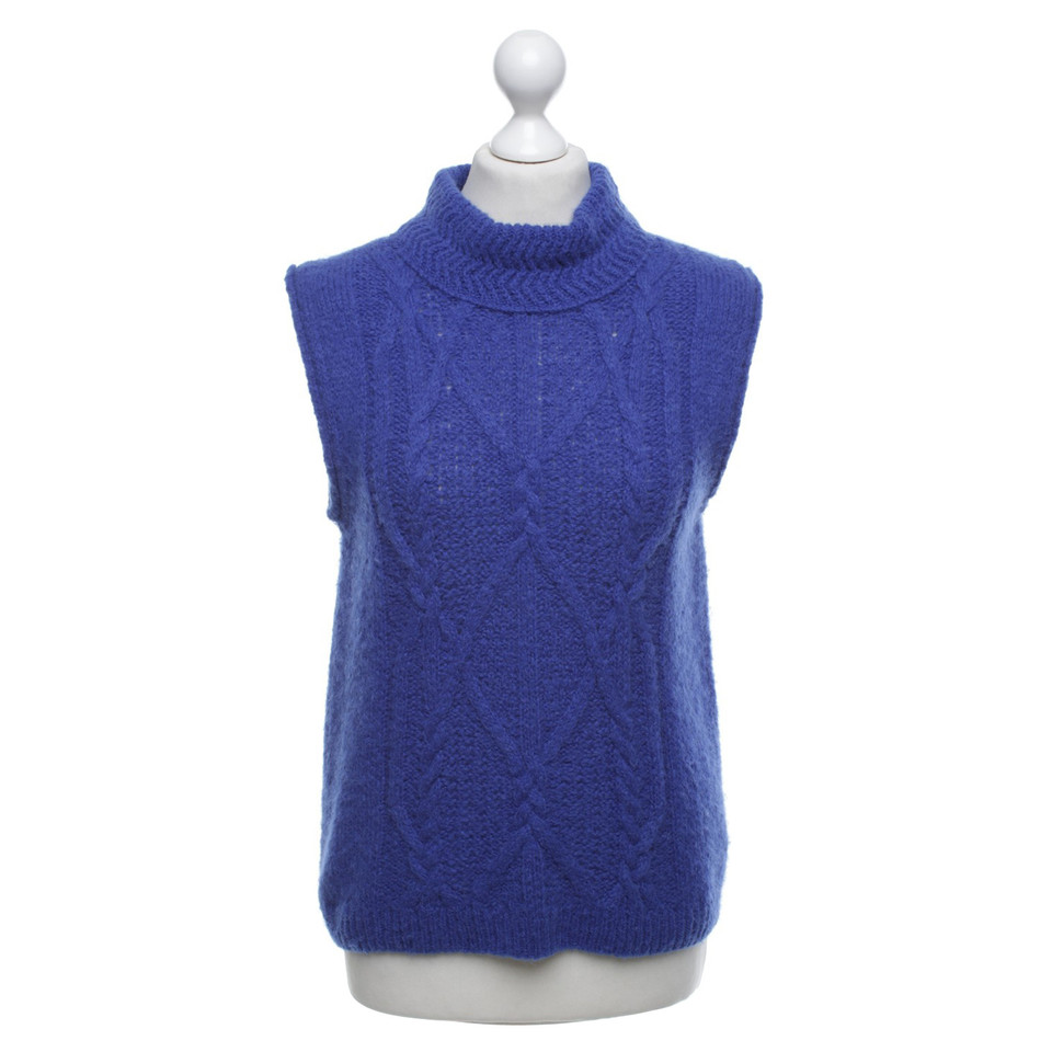 Marc Cain Tank top in blue