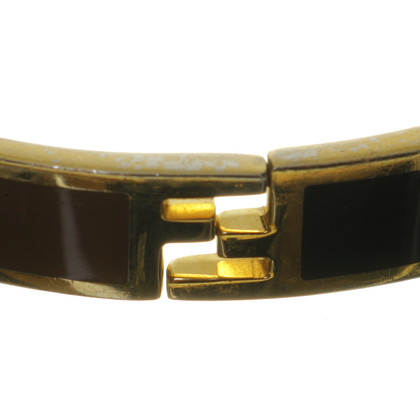 Fendi Cuff with logo print