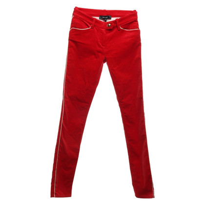 Isabel Marant Hose in Rot