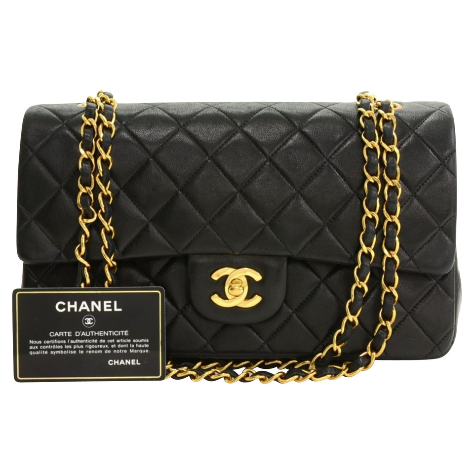 chanel double flap bag second hand chanel double flap bag gebraucht kaufen f r 2. Black Bedroom Furniture Sets. Home Design Ideas