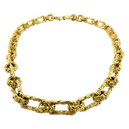 Chanel Gold-plated necklace