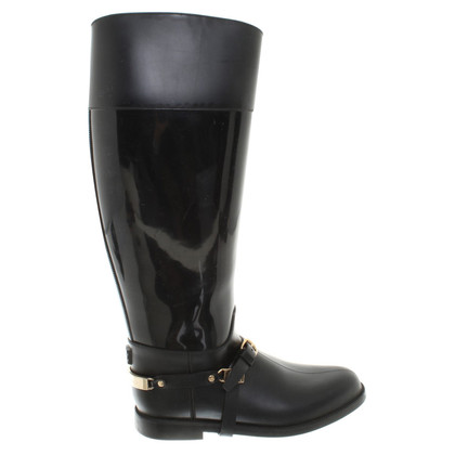 Jimmy Choo Wellies met toepassing