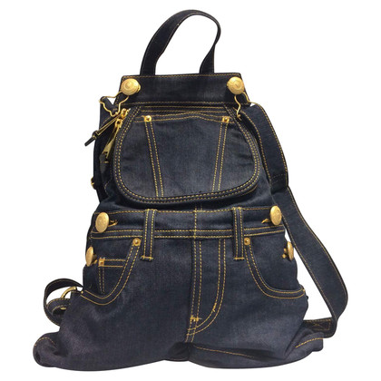 Moschino  Denim backpack