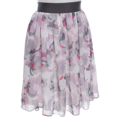 Reiss skirt with floral print