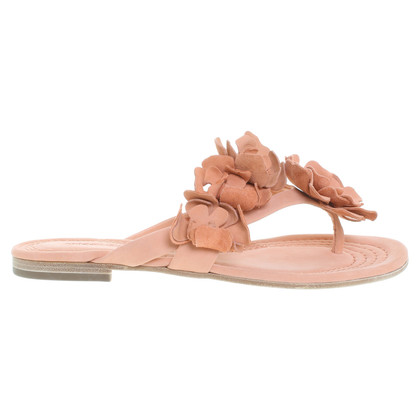 Kennel & Schmenger Toe separator in blush pink