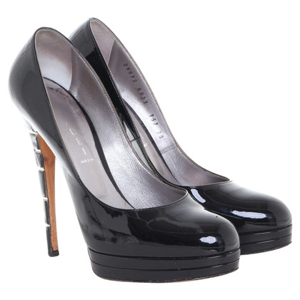 Casadei pumps in zwart