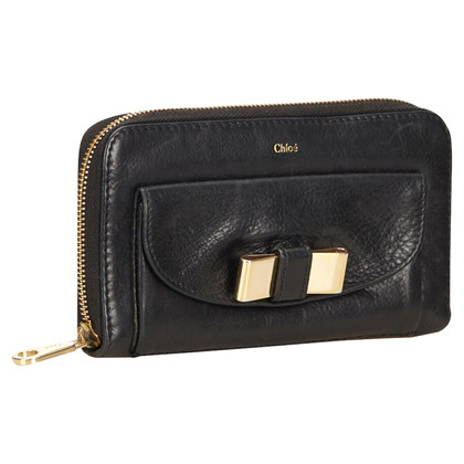 Chloé Chloe Leather Lily Wallet