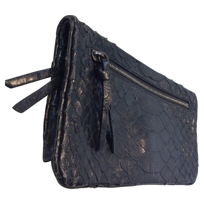 Givenchy clutch Python Leather