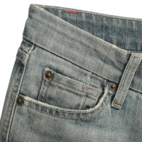 7 For All Mankind Capri jeans in blue