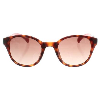 Calvin Klein Sonnenbrille mit Schildpattmuster