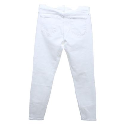 J. Crew Jeans in Weiß